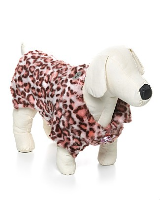 Bloomingdales.com Juice Couture Doggie Coat $75.00 For the Dog lover in all of us!