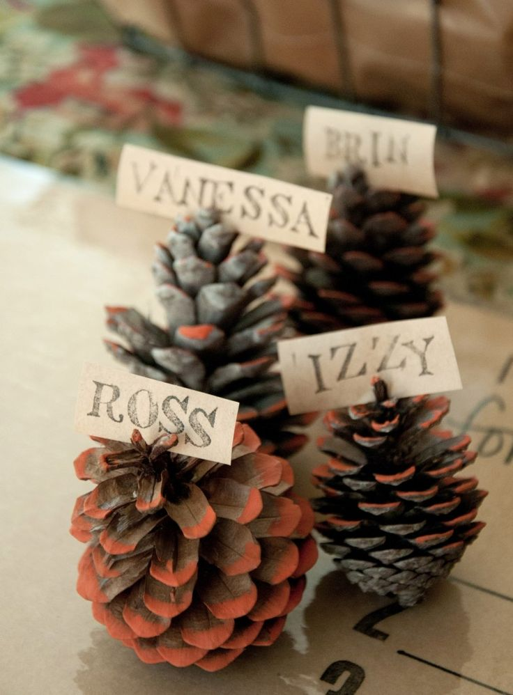 name with pinecone