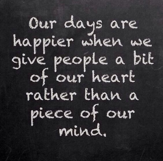 quote heart