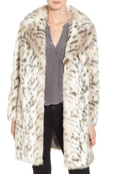 Faux Leopard via Nordstrom *Sale Price $219.00